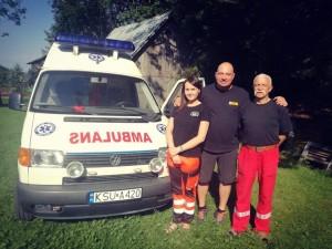 zabezpieczenie medyczne babia góra ultramaraton