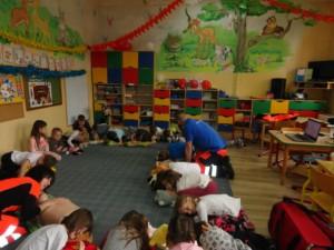 szkolenie pierwsza pomoc, przedszkole , ratownictwo