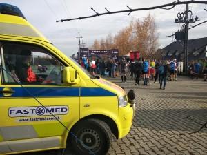 zabezpieczenie polmaratonu