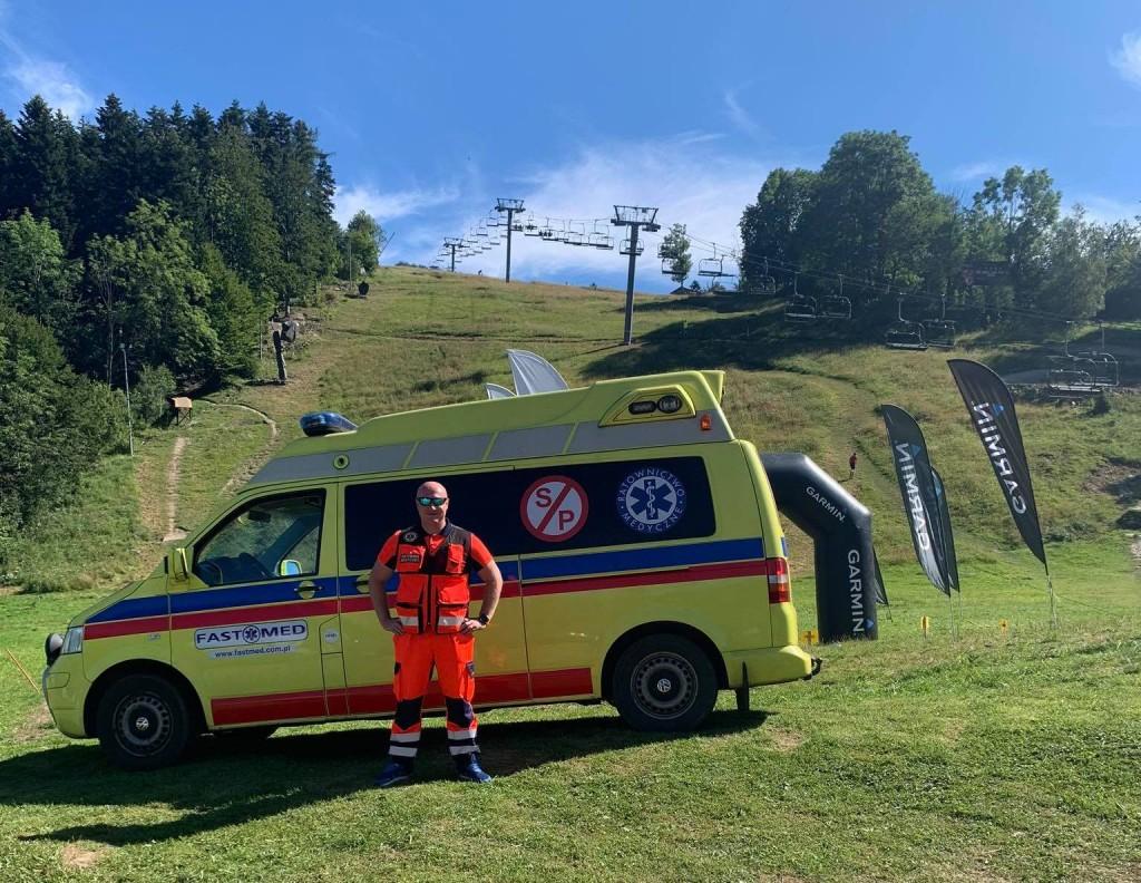 Ultramaraton Babiej Góry – zabezpieczenie medyczne