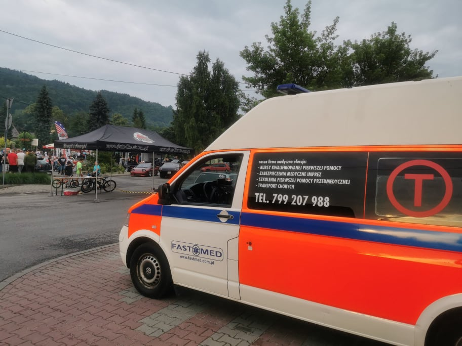 3 Lipca Car Fest – zabezpieczenie medyczne