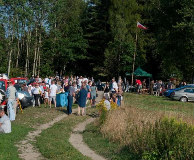 Obchody Wojskowe na Makowskiej Górze – zabezpieczenie medyczne