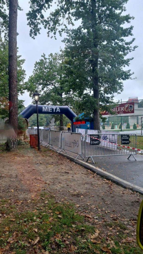 Triathlon 2021 Chotowa – zabezpieczenie medyczne